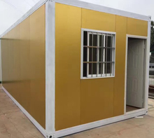 Luxury 40 Ft Prefabricated Mobile Storage Pre built Container Home