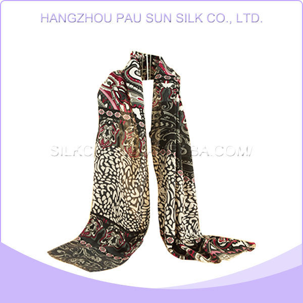 Wholesale customized good quality indian shawl men