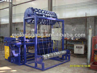 high efficiency grassland fence netting making machine manufacturer