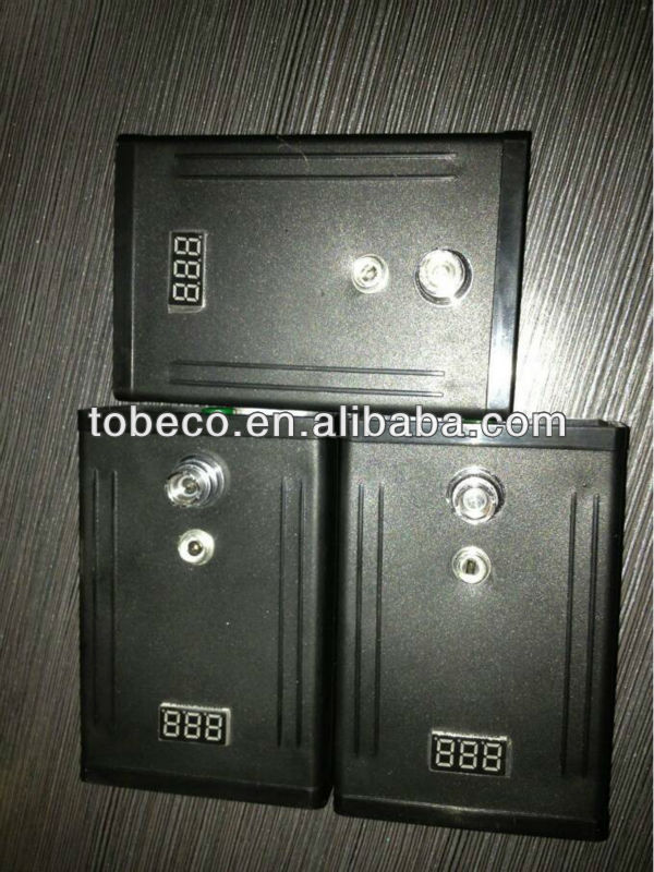high-end black first genration ohm readers for atomizers