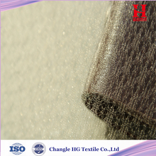 Nylon Fine Dimond Mesh Fabric Embroidery Tulle