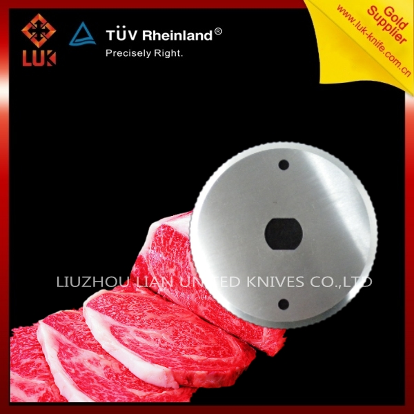 coil processing disc shear knife