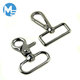Free sample bags accessories metal black swivel bolt snap dog hook wholesale