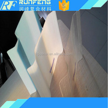 Polycarbonate FRP Panels grp corrugated polycarbonate sheet