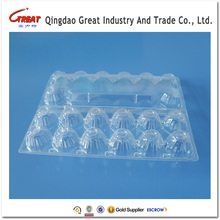 10 holes plastic eggs tray