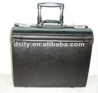 High quality hot selling pilot trolley case with trolley wheels luggage wheel X8006S100026