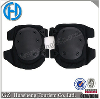 High Impact Elastic Shell Protective Gear Pads military Knee Pads