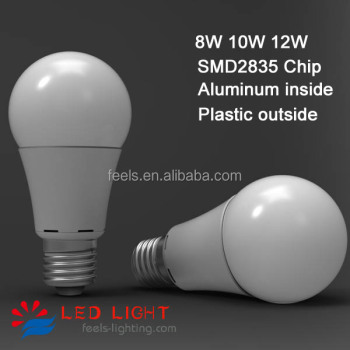 super bright smd 8w 10w 12w e27 a60 led bulb globe light