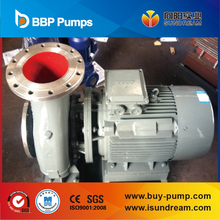 ISWR Centrifugal Single-stage Single-entry Hot Water Submersible Pump