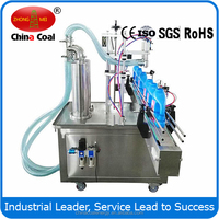 Semi Automatic Liquid Filling Machine With