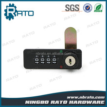 Progressive 4 Digital Mechanical Numeric Combination Lock