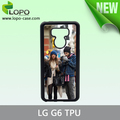 Wholesale sublimation Printing PC +TPU Phone Cases For LG G6
