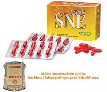 SNE Seabuckthorn Herbal Capsule