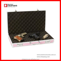 Pink Color Aluminum Foam For Gun Cases
