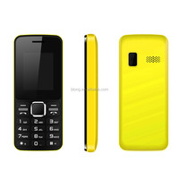 Colorful new cheap cell phone super slim body mobile phone