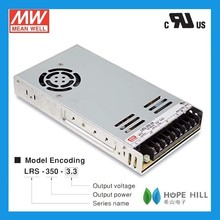 Original Meanwell LRS-350-5 350W Single Output Switching Power Supply