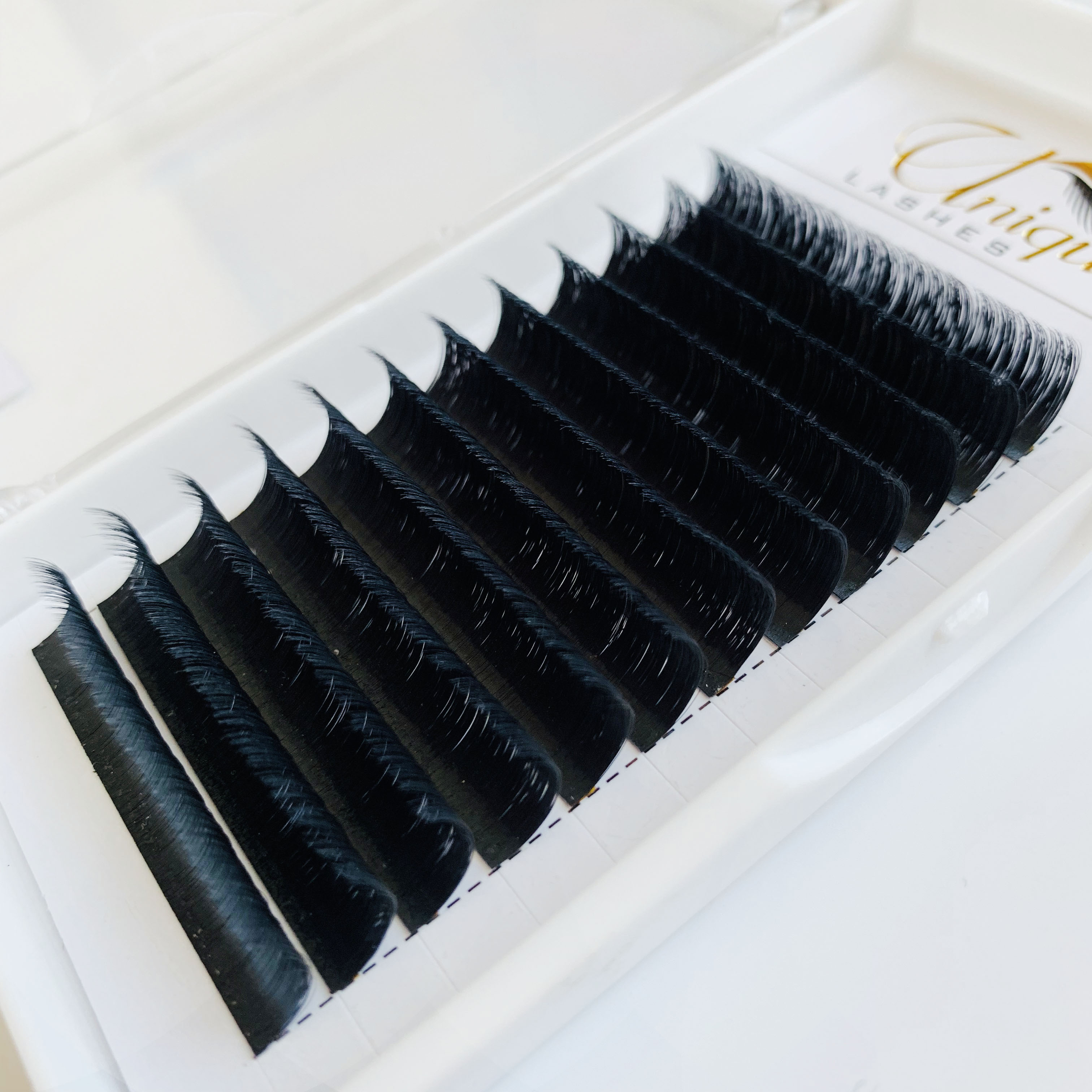 Best <strong>sale</strong> easy fanning mega volume eyelashes extension professional