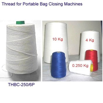 portable bag closing machine