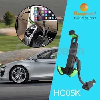 Universal car mount charger holder suitable for 4-6.3 inch smartphone car accessories