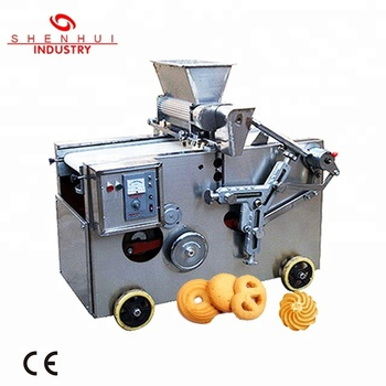 Multifunction Cookie Depositor Machine