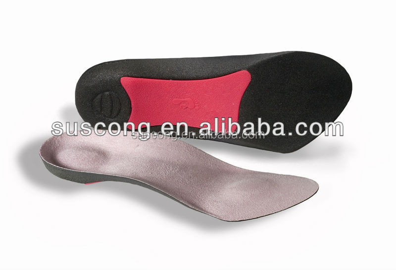 Comfort 3/4 anatomic insole for shoes