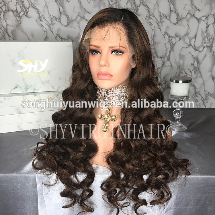 Shy Full Lace Remy Wigs Virgin Cuticle Aligned Hair Wigs For Sale Online