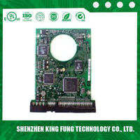 USB Printed Circuit Board ,PCB Assembly