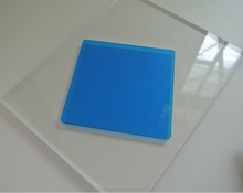 cheap clear flat solid polycarbonate sheet price
