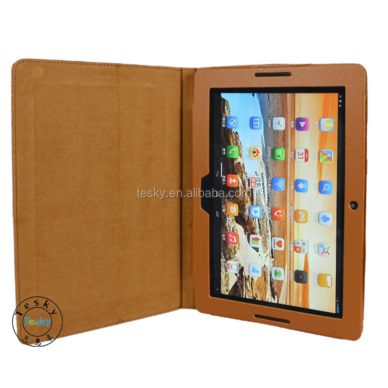 Tablet Protective Case Cover For Lenovo A10-70 A7600 Flip Leather Case Sleeve