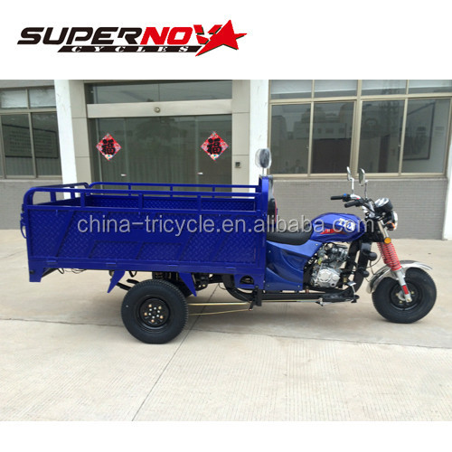 tricycle for adult 150cc loading 800kg with EEC cert