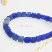 8x9mm top A natural stones make triangular column beads quality gemstone cheaper price in china for wholesale
