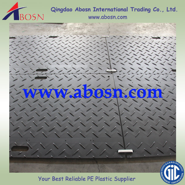 HDPE Plastic Portable Access Roadways/Temporary Flooring