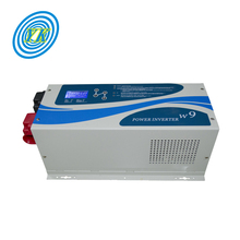 home ups 24Vdc to 110V/120Vac 1000w power inverter with battery charger