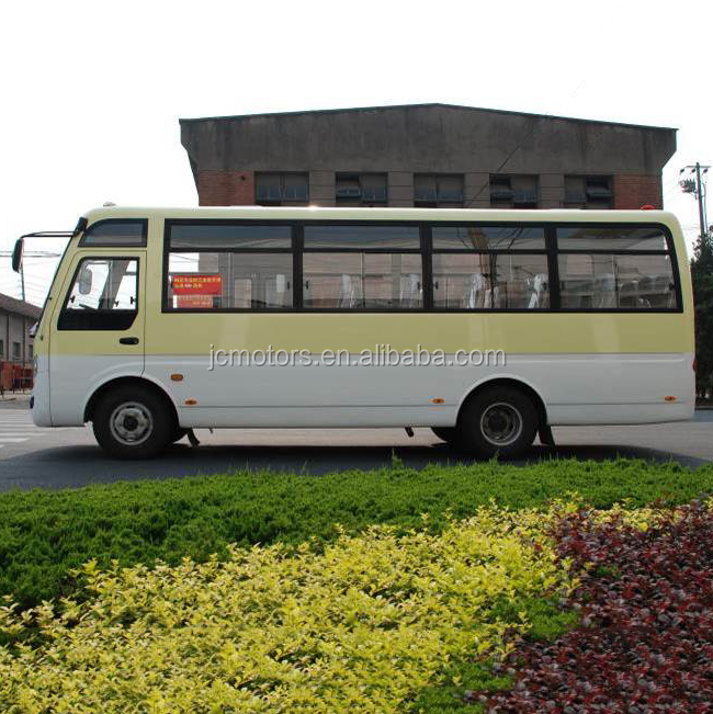 18 seats new condition diesel rear engine mini city bus for sale
