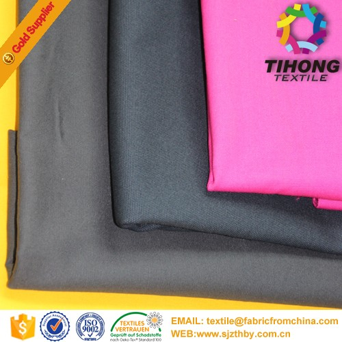 2016 hotsale softextile dyed canvas fabric for shoes china supplier