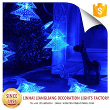 outdoor festival decoration led christmas string light tree shape