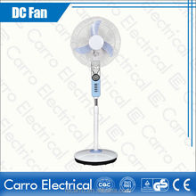 Good quality and energy-saving school domestic battery 12V charging fan