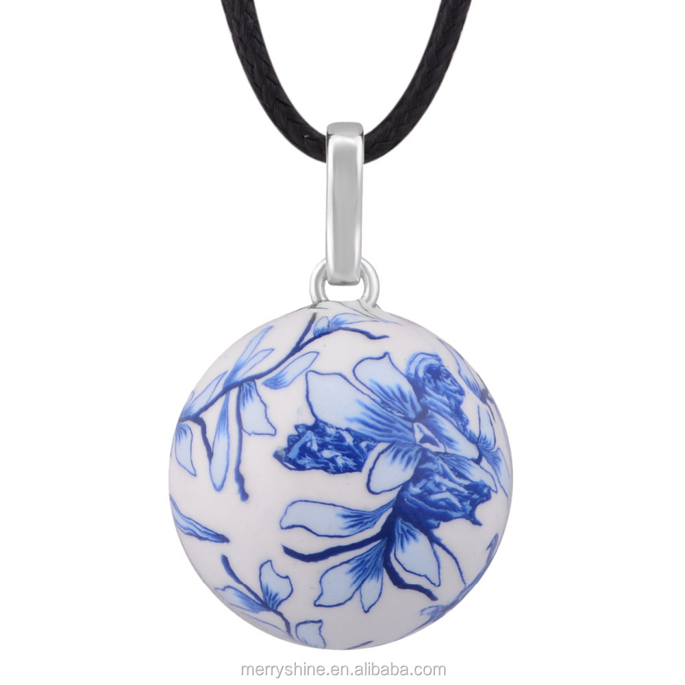 Merryshine Newest Design Special Harmony Bola Chime Ball For Pregnant Women And Unborn Baby, Pregnancy Chime N14NB267