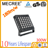 300w swing arm wall lamp under water IP67 lamp