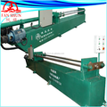 High stability hydraulic peeling machine without heading for copper bar
