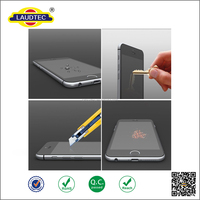 Perfect Fit Tempered Glass Screen Protector for HUAWEI Y550 (0.3mm 2.5D 9H)