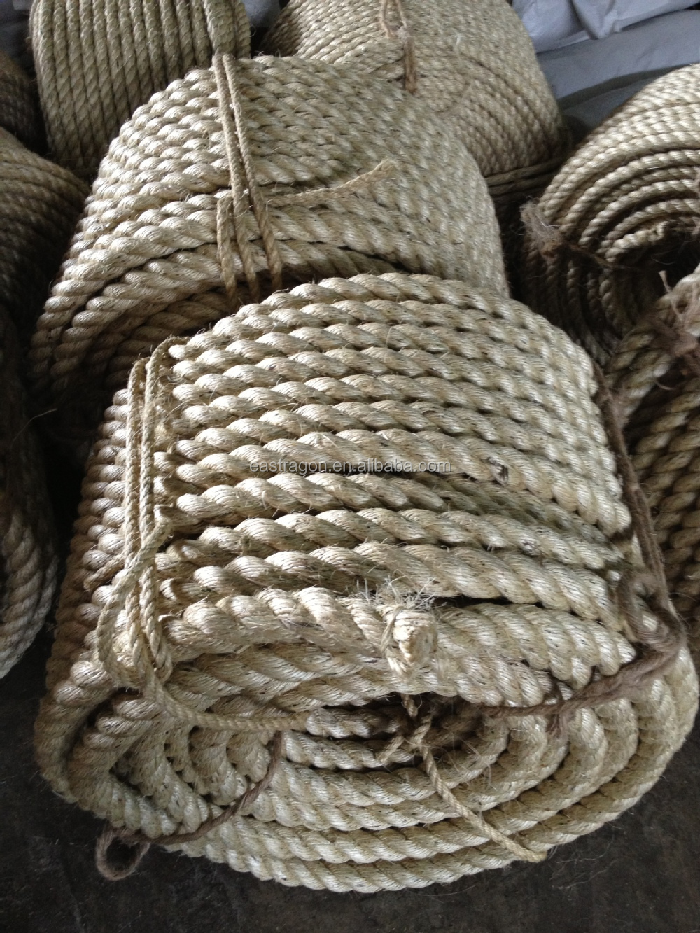 Manila Twisted Rope Sisal Twisted Rope Buy Sisal Twisted