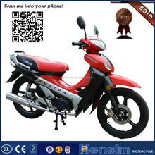 Classical designed 110cc manual moped chinese motorcycle