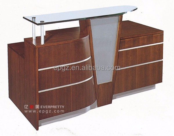 New Fashion Office Reception Desk Design For Sale
