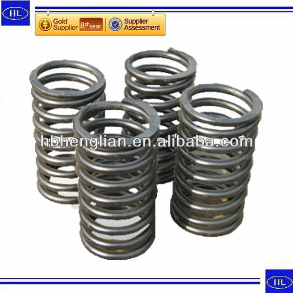 customized machining compressed gas spring ,compress spring