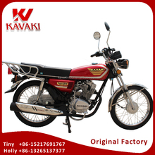 Kavaki Brand New 125CC Air Cooling CG Adult Two Wheeler Dirt Bike FOB Guangzhou Price
