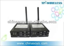 2.4GHz RF digital wirelessi transceiver audio system for home theatre system and stage music system