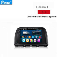 PENHUI Android 4.4 quad core Mazda CX-5 (2012-2014) Support OEM settings, OEM camera , OEM parking system, rear camera, AUX, usb