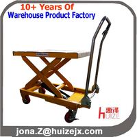 Hydraulic Table Lift Lift Table Weight