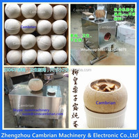 Easy opening young coconut top cutting machine for sale